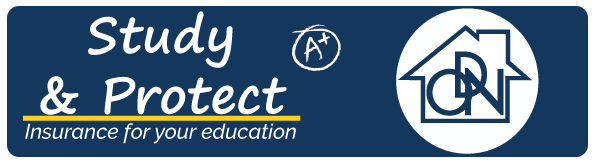 Study & Protect Educational Insurance Logo
